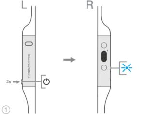 Bowers & Wilkins PI4 подключение