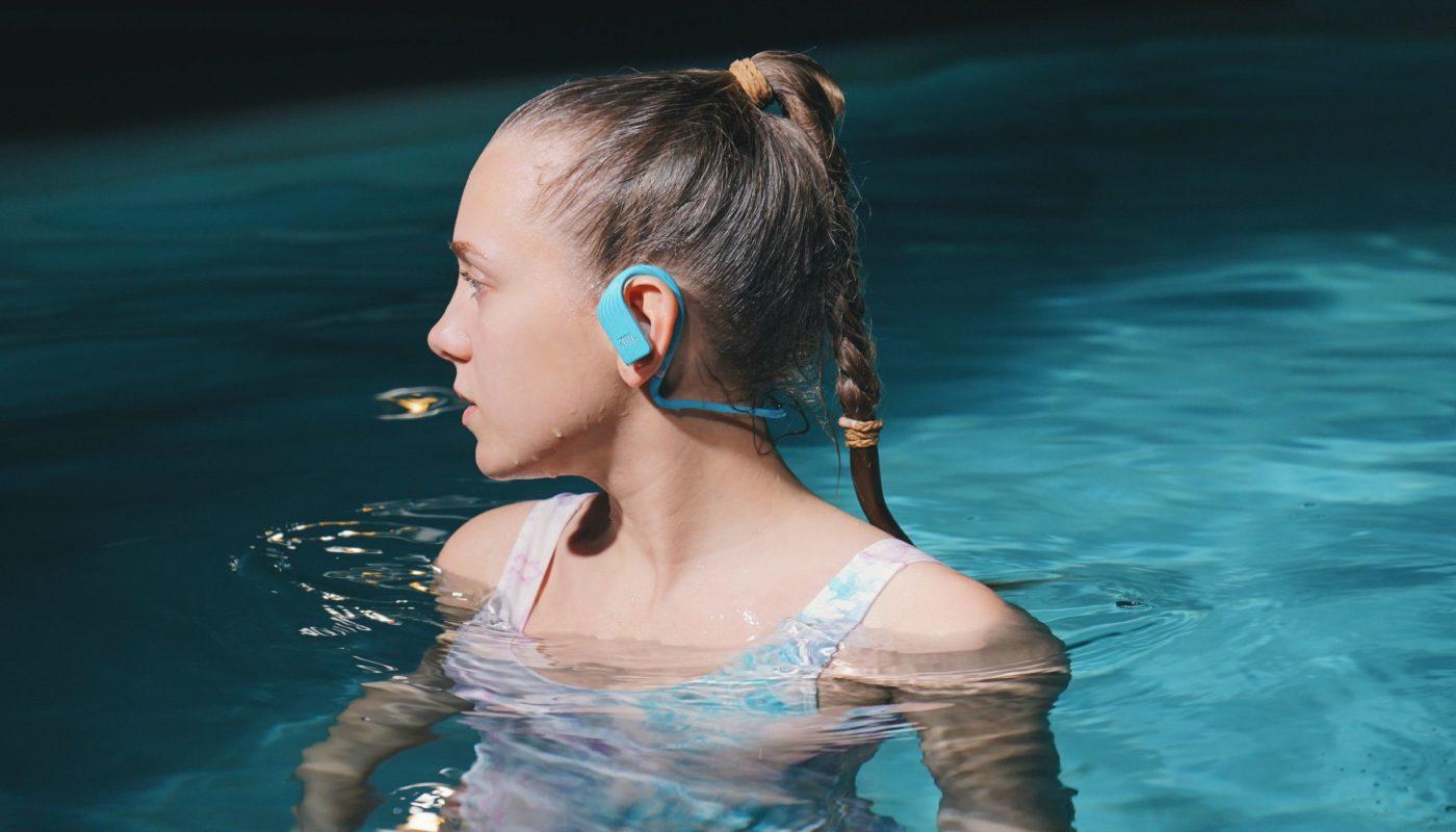 ТОП наушников для плавания
