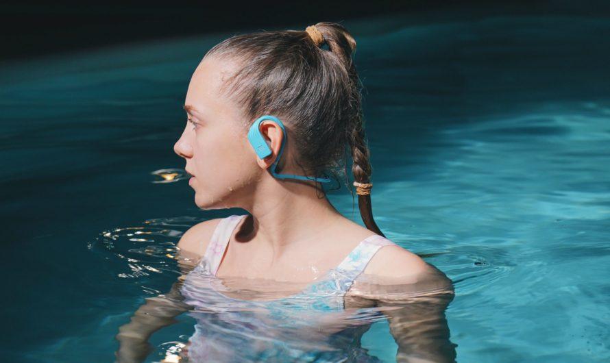 Лучшие наушники для плавания — ТОП-7 рейтинг 2020 года