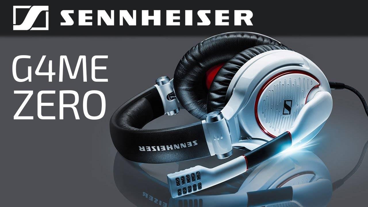 Лучшие наушники Sennheiser G4ME ZERO