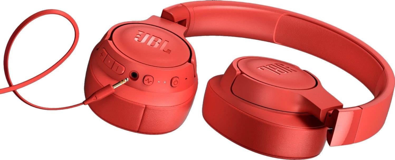 JBL Tune 750BTNC проводные