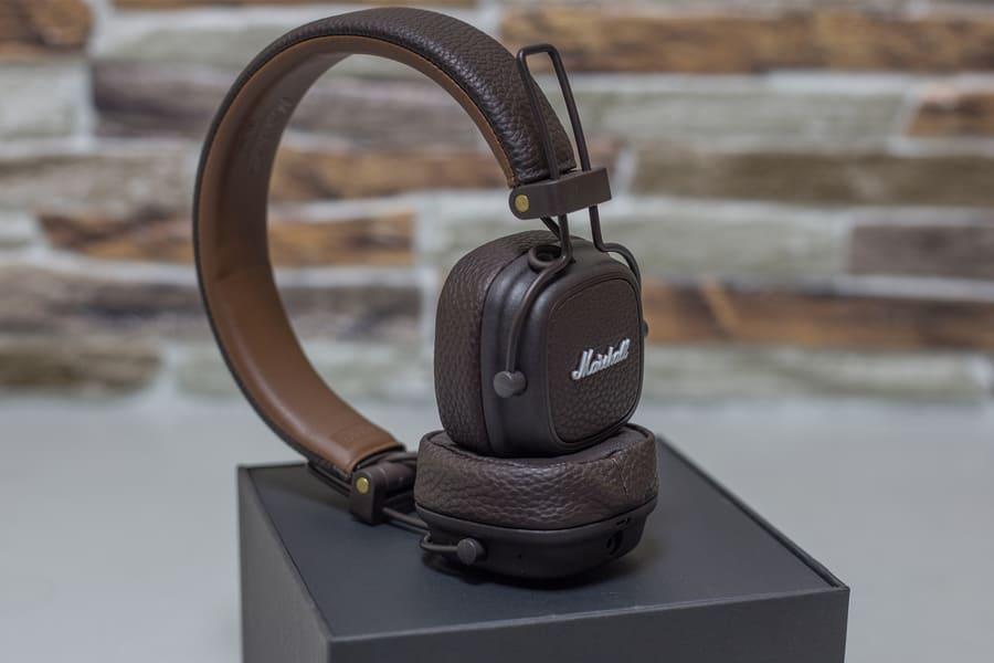 Лучшие наушники до 100 Marshall Major III Bluetooth