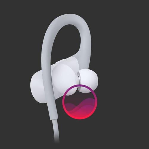 Beats Powerbeats 4 шумоподавление
