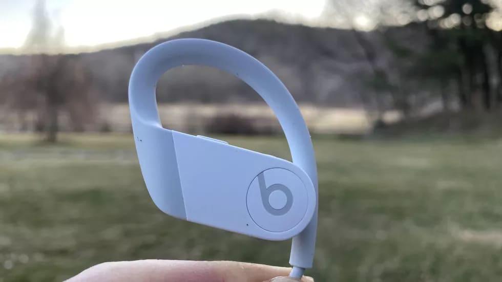Дизайн Beats Powerbeats