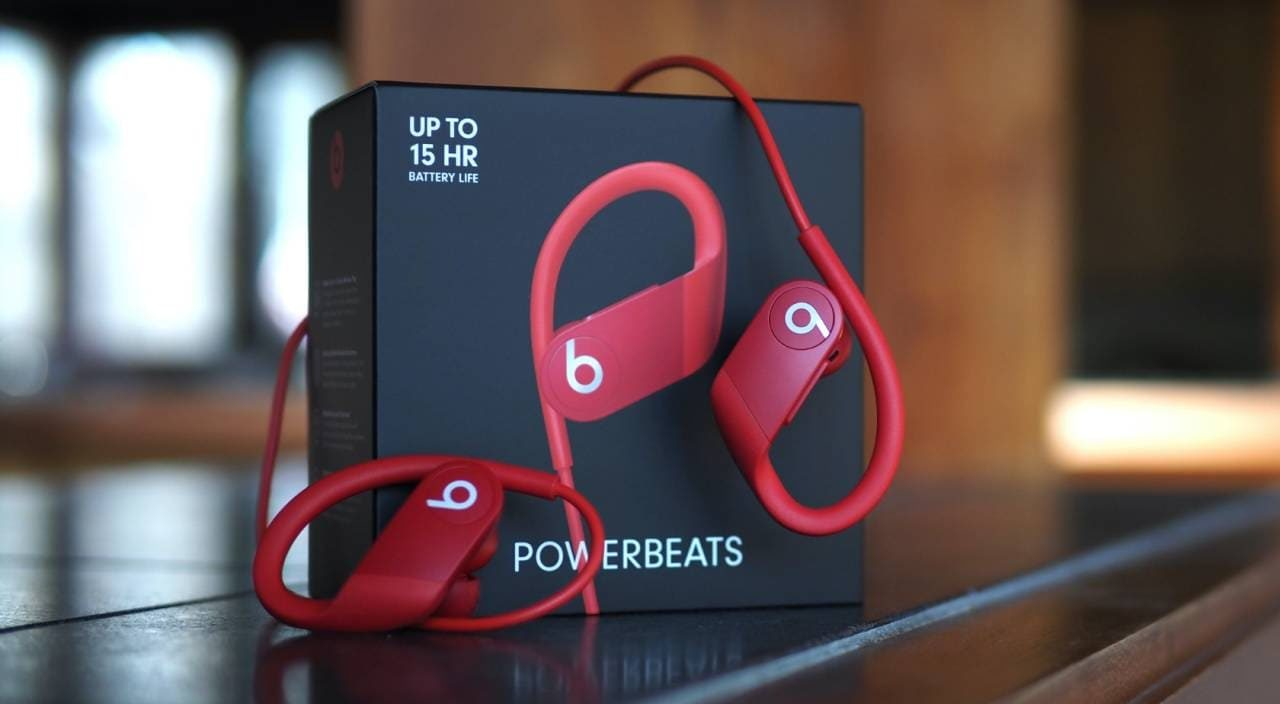 Обзор Beats Powerbeats 4