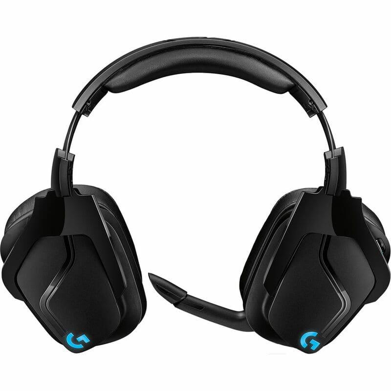 игровые наушники Logitech G930 with 7.1 Surround Sound