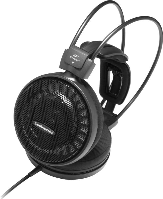 лучшие наушники для музыки Audio-Technica ATH-AD500X