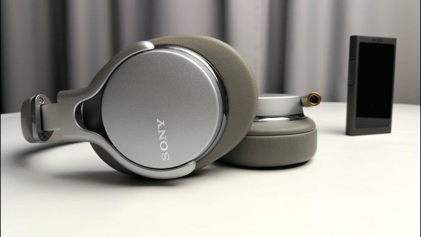 Рейтинг лучших наушников Sony: MDR-1AM2