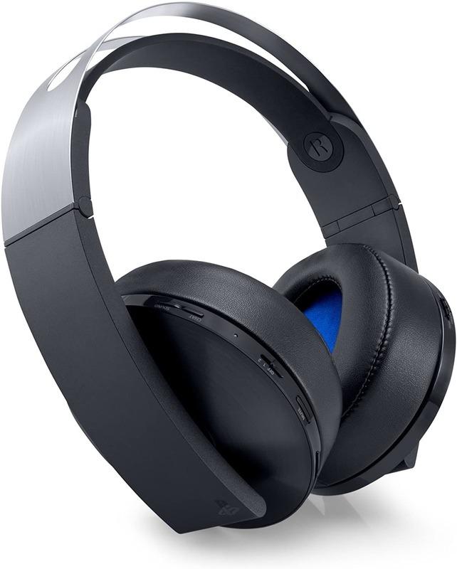 Рейтинг лучших наушников Sony: Sony Platinum Wireless Headset