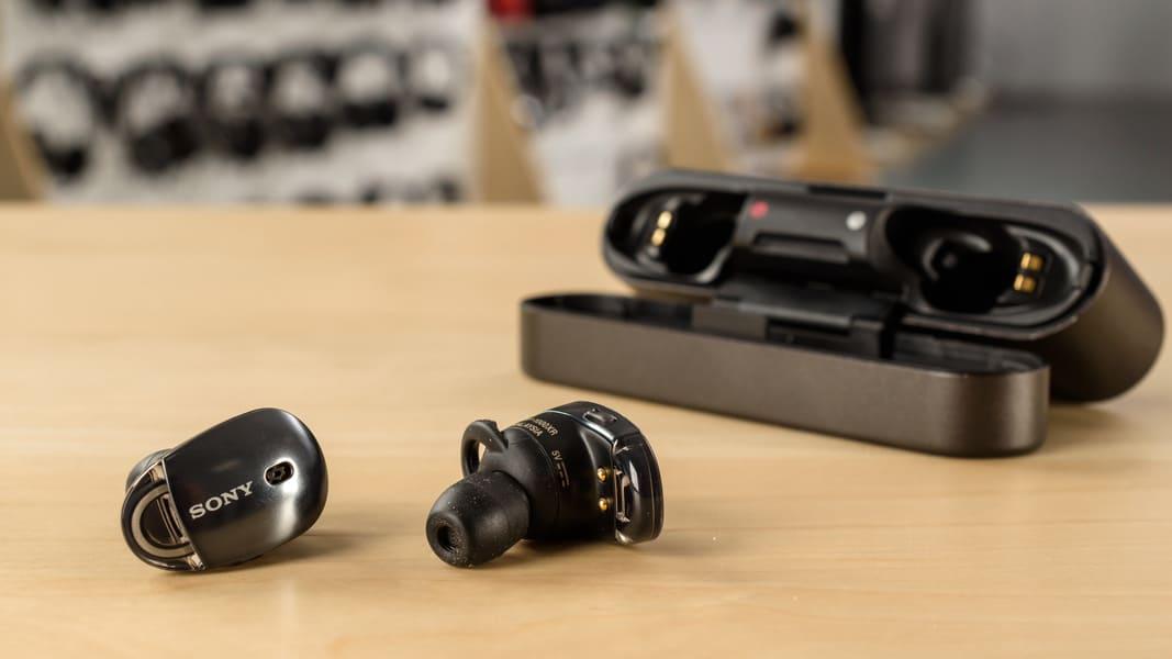 Лучшие наушники Sony WF-1000X