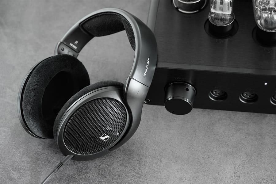 наушники для музыки Sennheiser HD 560S