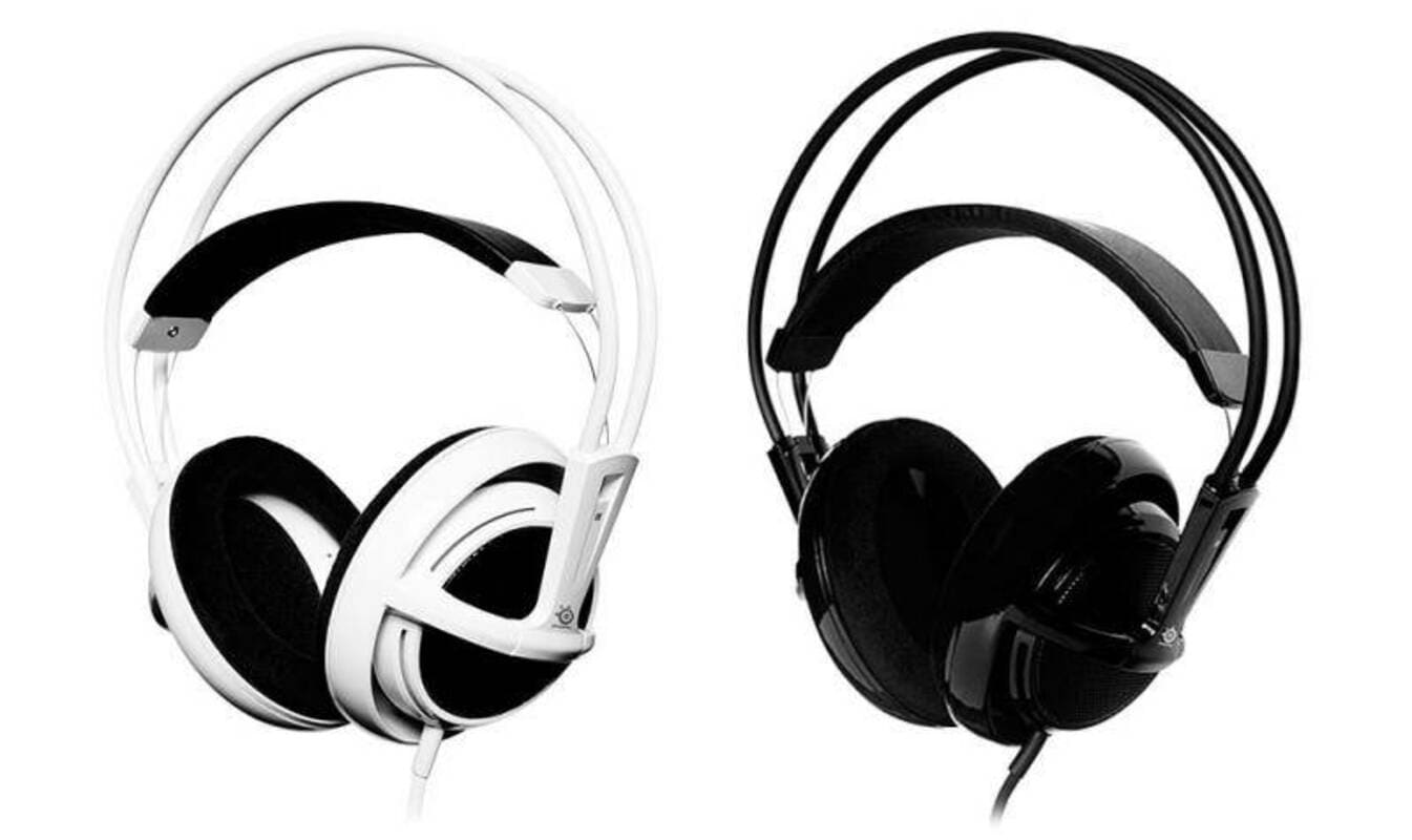 Игровые наушники SteelSeries Siberia Full-size Headset v2