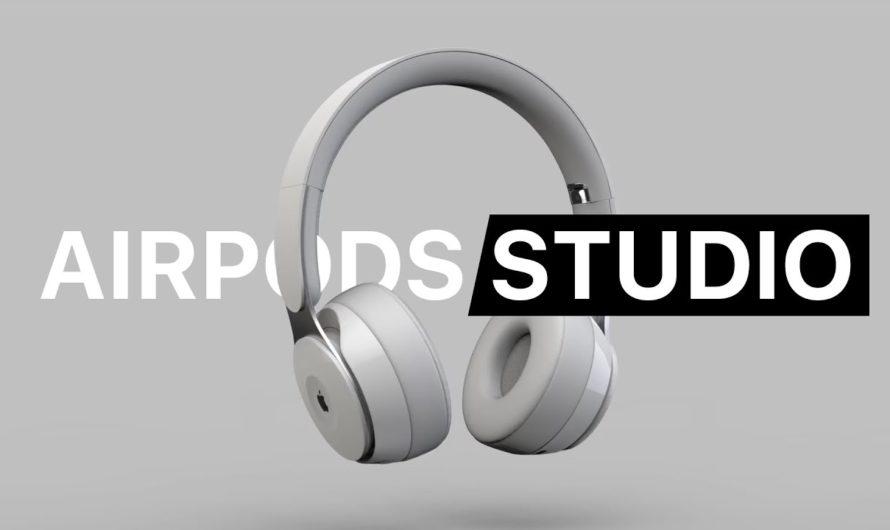 Apple AirPods Studio (X): когда ждать и что нового будет?