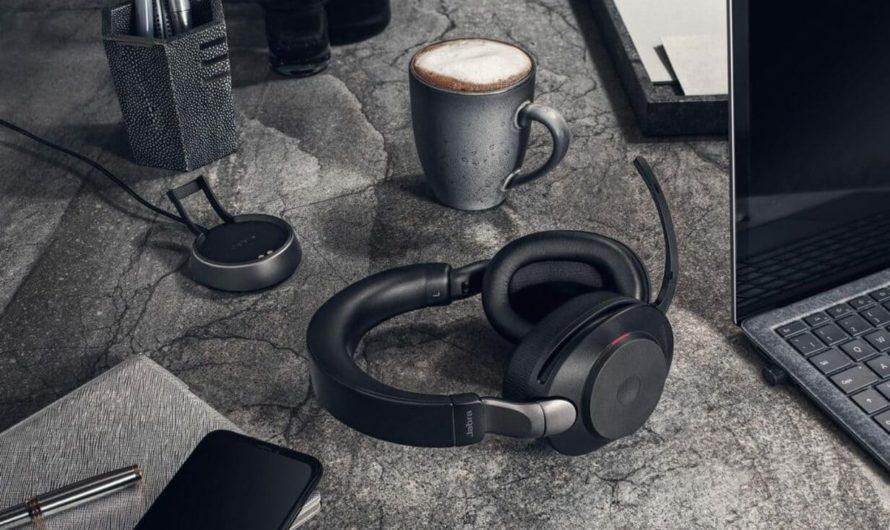Jabra Evolve2: новая бизнес-гарнитура с шумоподавлением для офиса