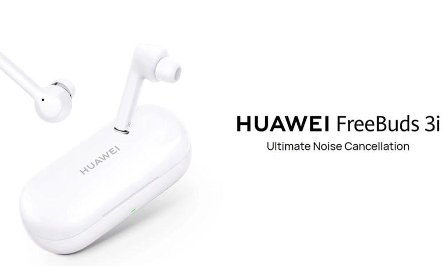Huawei FreeBuds 3i — новинка мая 2020 года!