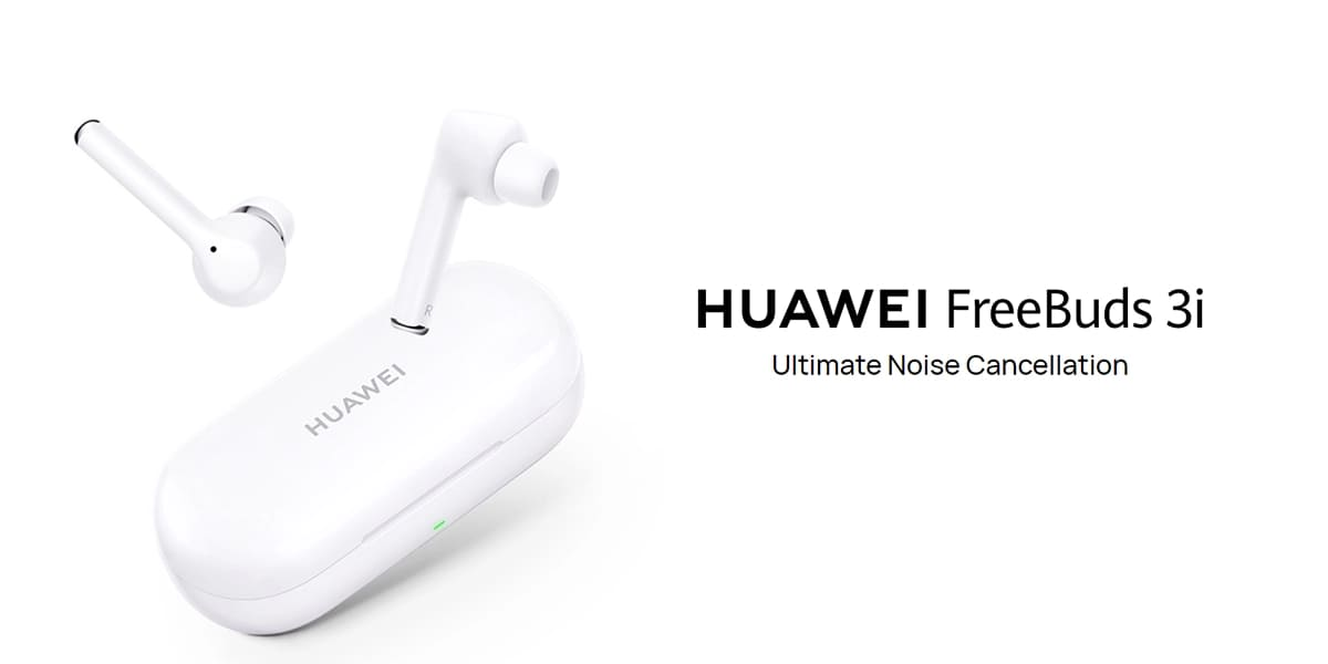 Huawei FreeBuds 3i цена