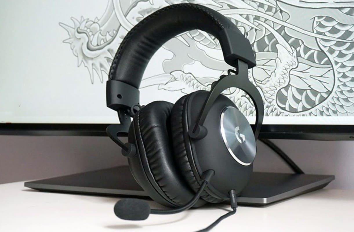 Лучшие наушники для PS4 Logitech G Pro X