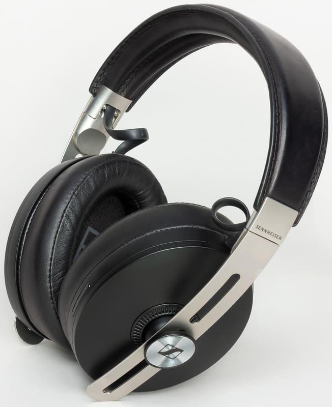 лучшие наушники с шумоподавлением Sennheiser Momentum 3 Wireless