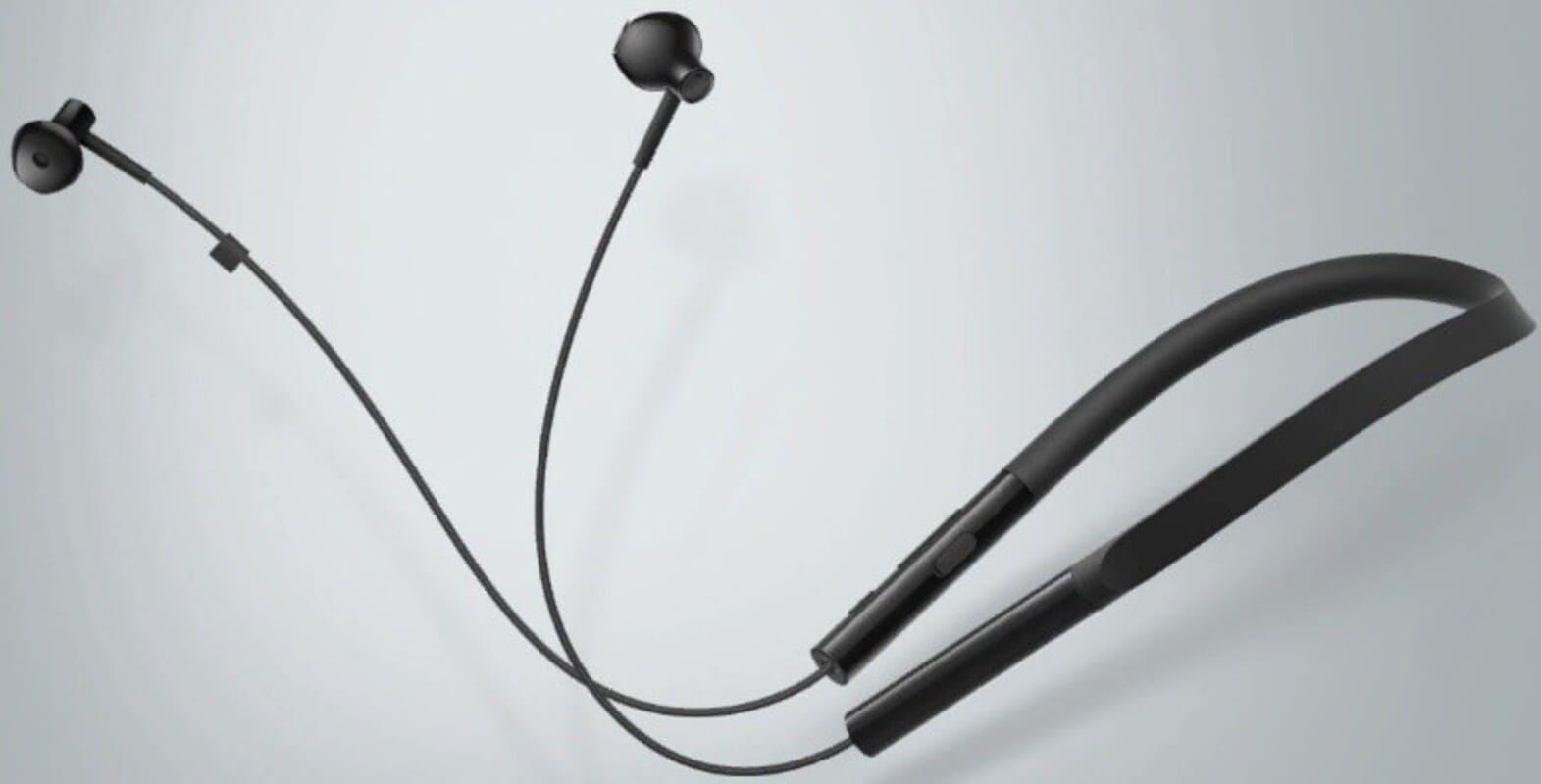 Лучшие наушники вкладыши Xiaomi Mi Collar Bluetooth Headset Youth