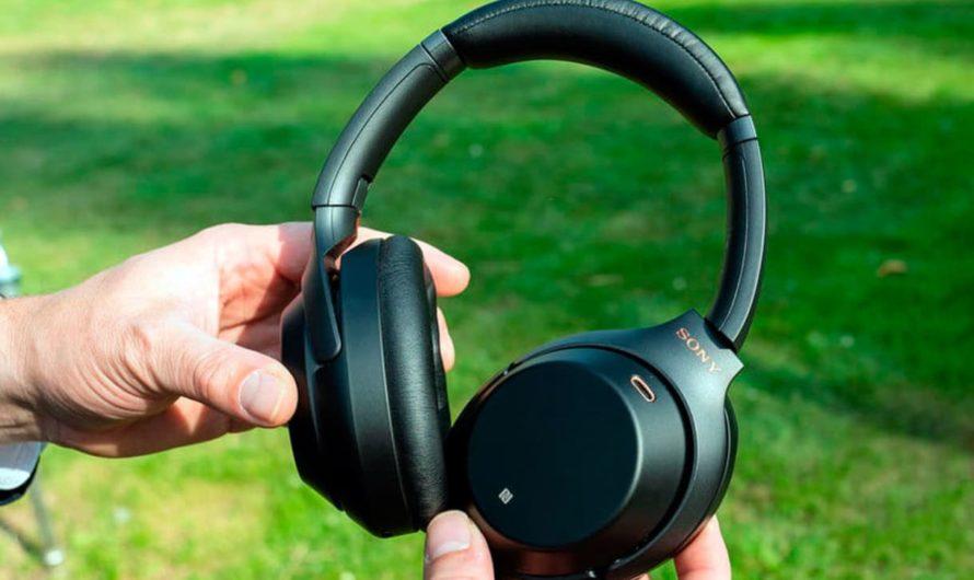 Sony WH-1000XM4: компания представила новые наушники WH-1000XM4