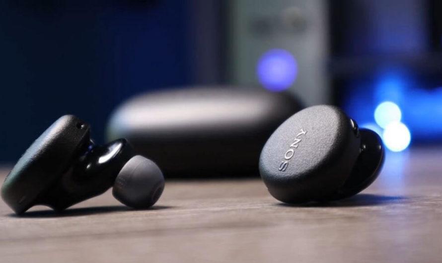 Sony WF-XB700: беспроводные наушники серии Extra Bass 2020 года