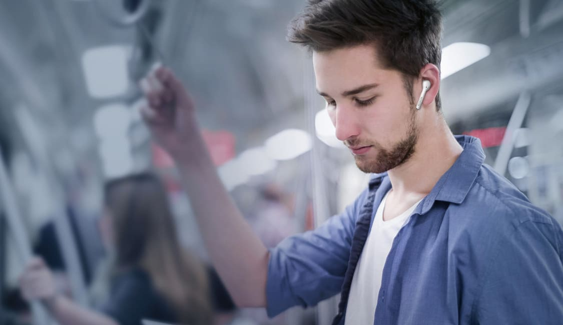 Шумоподавление Honor Magic Earbuds