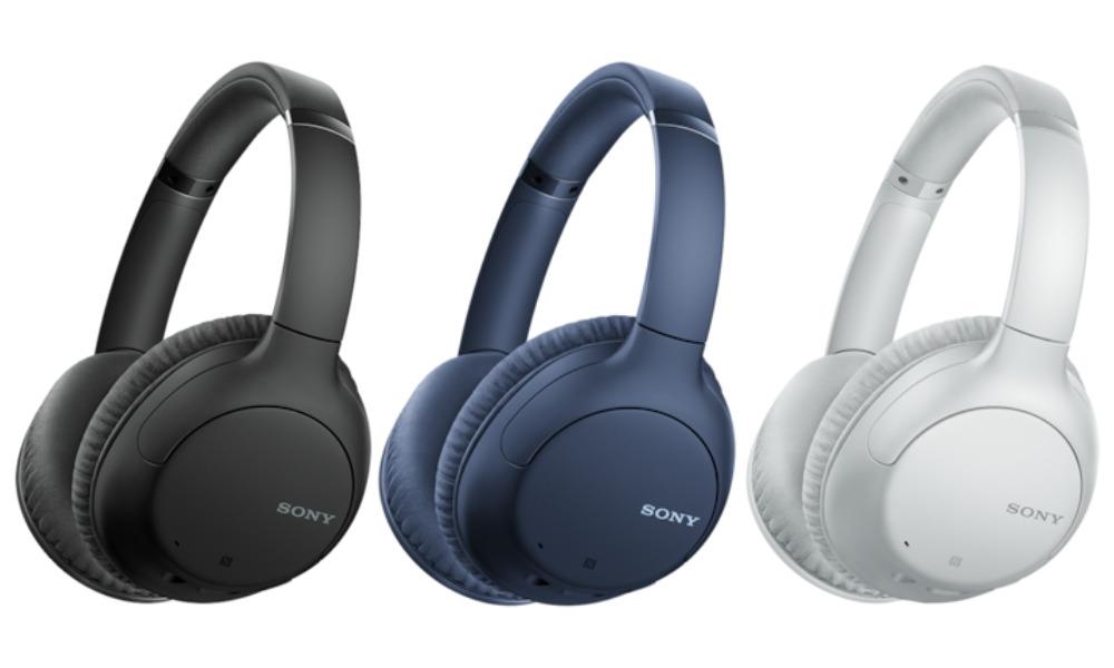 Накладные наушники Sony WH-CH710N
