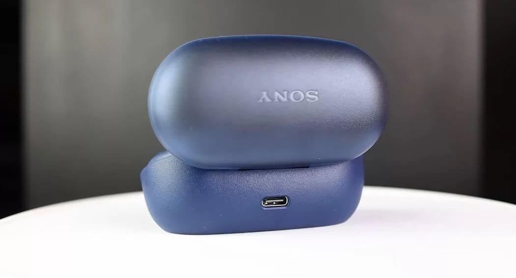 USB-C Sony WF-XB700 кейс