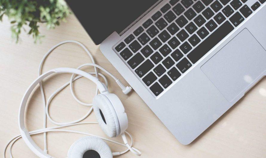 Как подключить наушники к Mac?