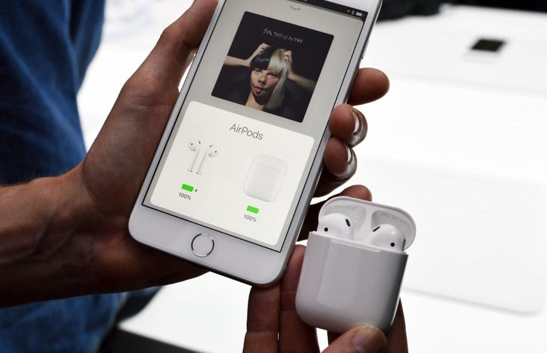 Как подключить наушники к iPhone