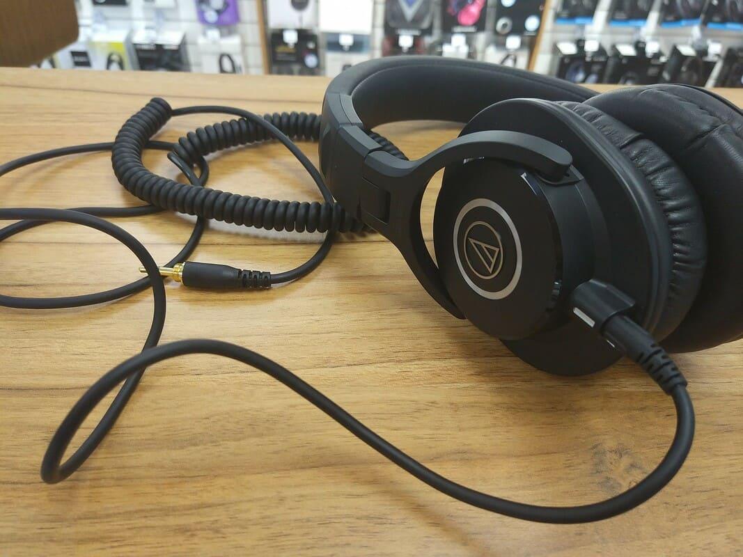 Лучшие мониторные наушники Audio-Technica ATH-M40x