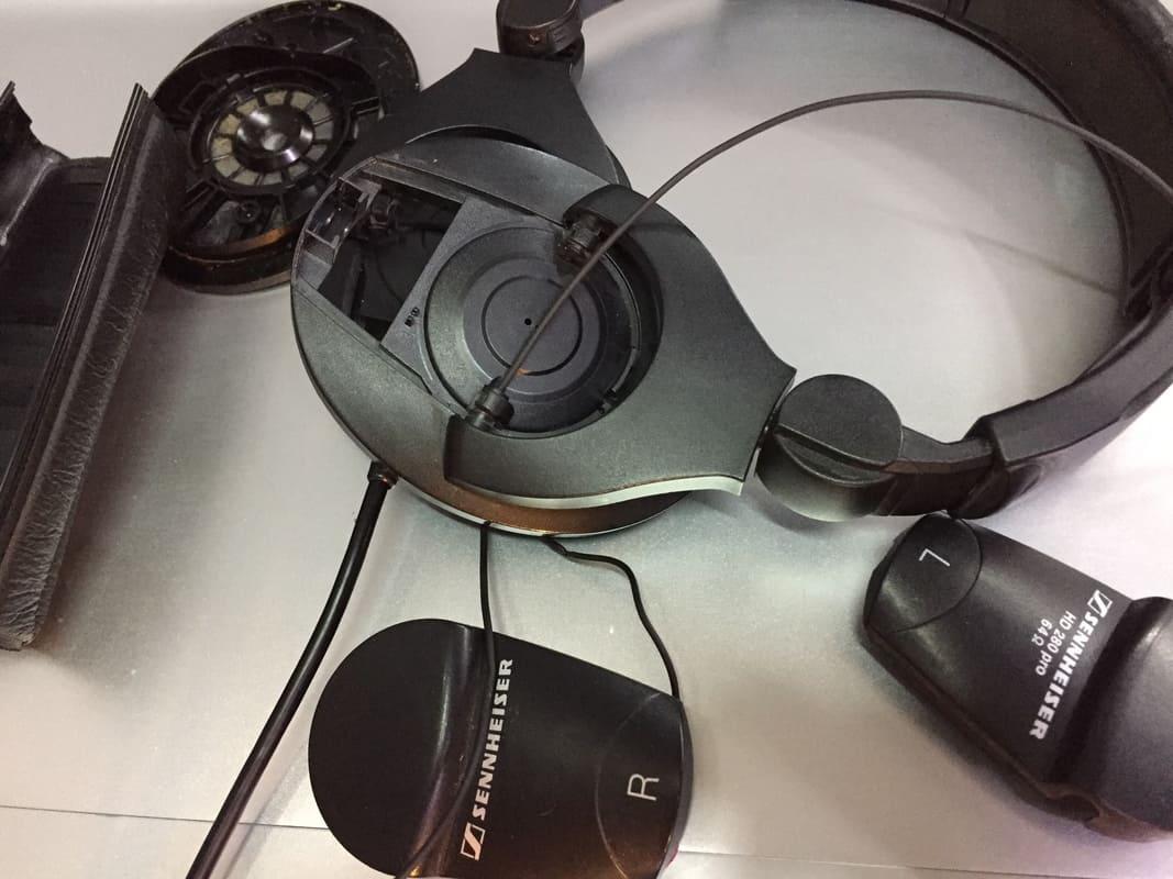 Лучшие мониторные наушники Sennheiser HD 280 Pro