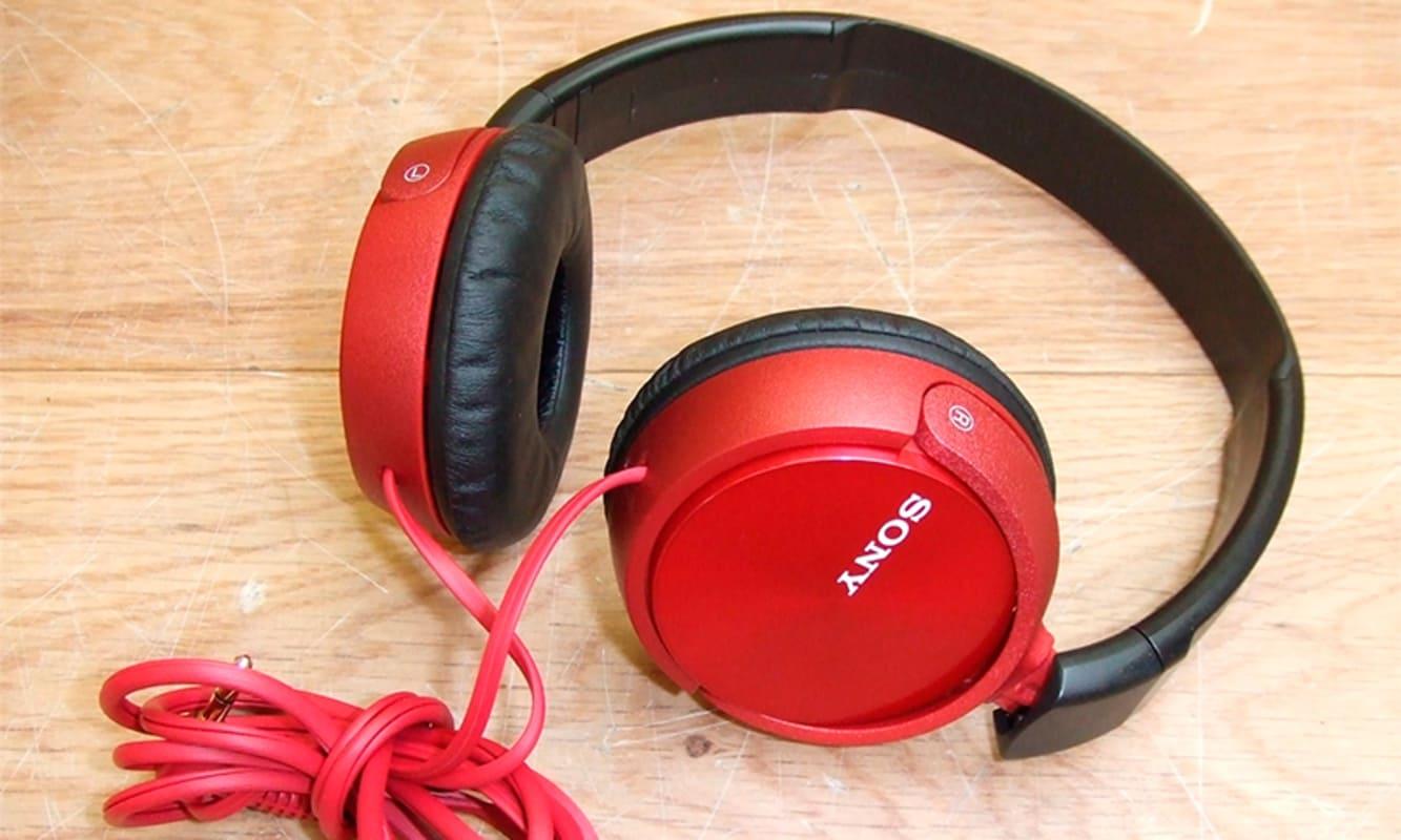 Лучшие мониторные наушники Sony MDR-ZX310