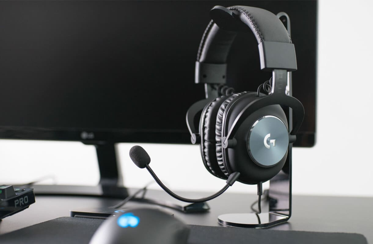 Лучшие наушники для компьютера Logitech G Pro X