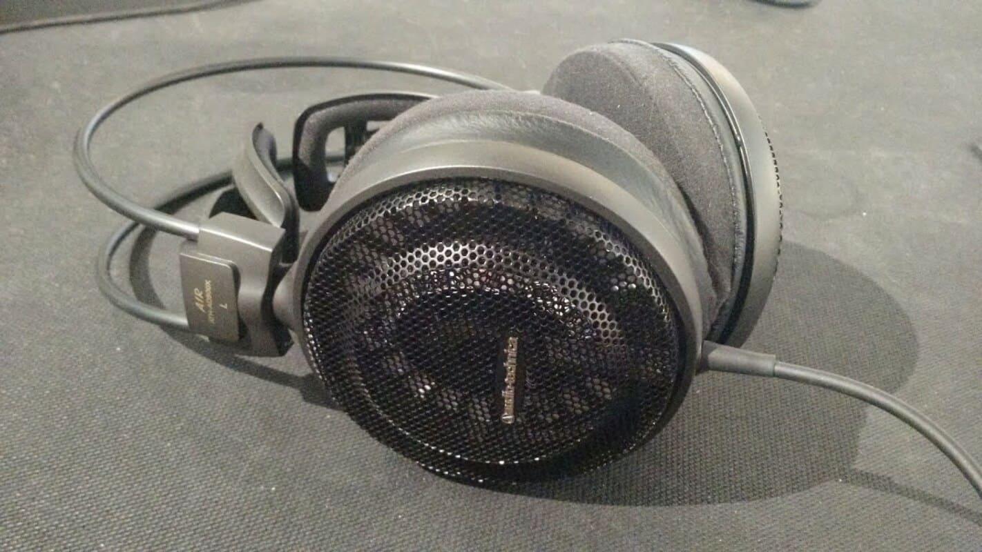 Лучшие проводные наушники Audio-Technica ATH-AD900X