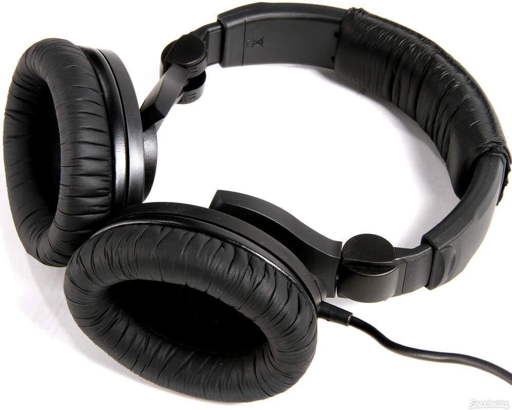 Лучшие проводные наушники Sennheiser HD 280 Pro
