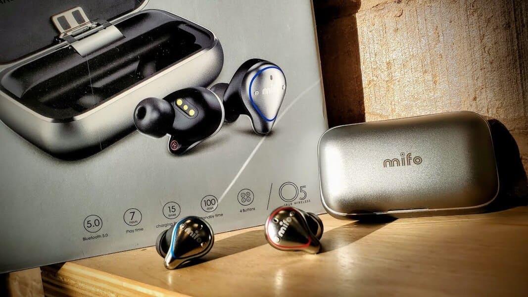 Лучшие аналоги AirPods с Aliexpress - Mifo O5 pro