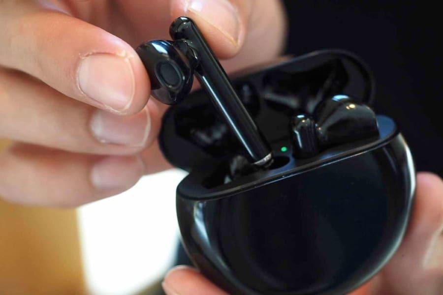 Лучшие беспроводные наушники с Aliexpress Huawei FreeBuds 3