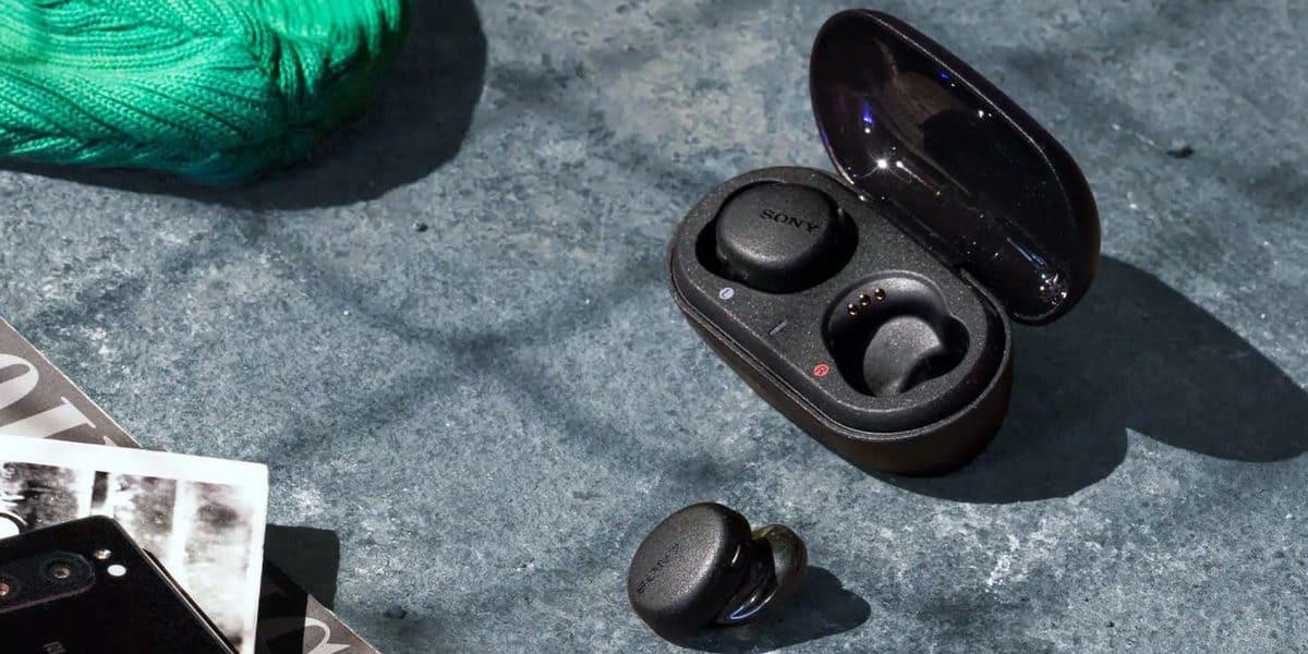 Лучшие TWS наушники Sony WF-XB700