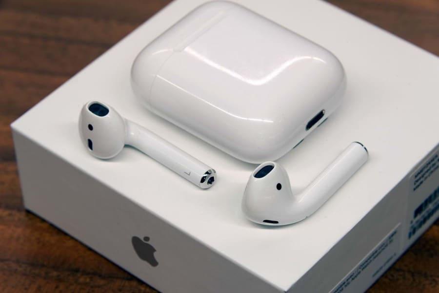 Лучшие блютуз наушники Apple AirPods 2
