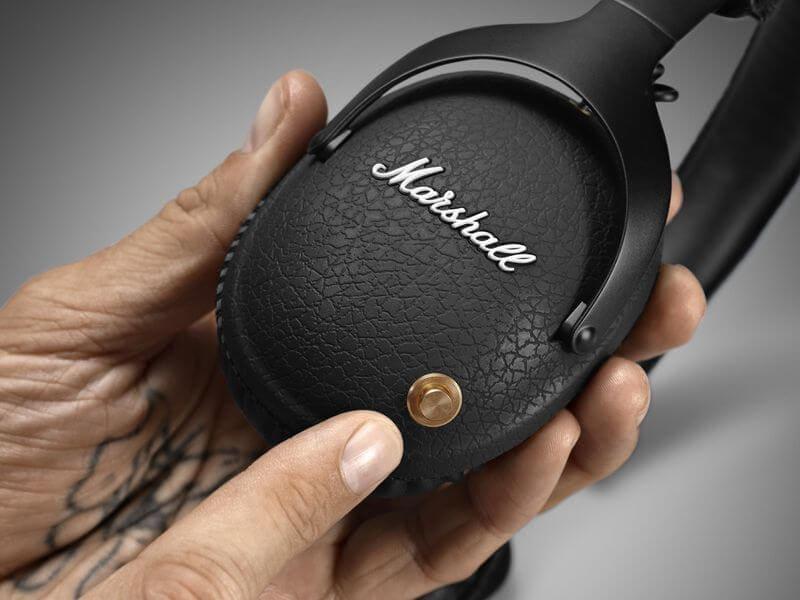 Лучшие блютуз наушники Marshall Monitor Bluetooth