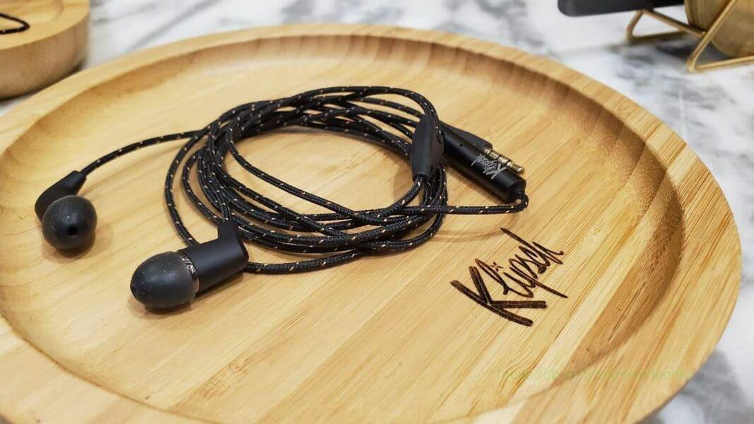 лучшие наушники для айфона Klipsch T5M Wired