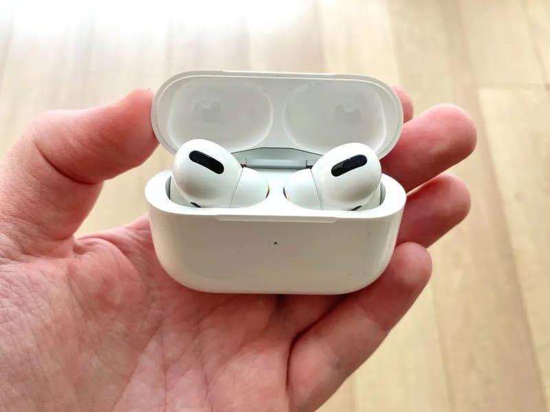 Лучшие наушники для iPhone Apple AirPods Pro