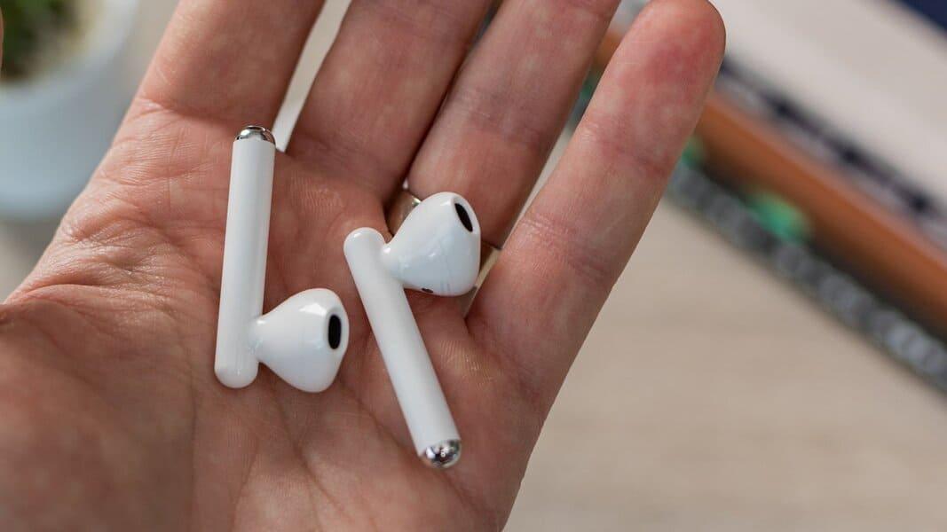 Лучшие наушники для iPhone Huawei FreeBuds 3