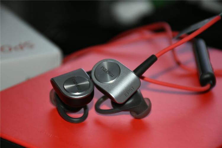 Лучшие наушники для iPhone Meizu EP51