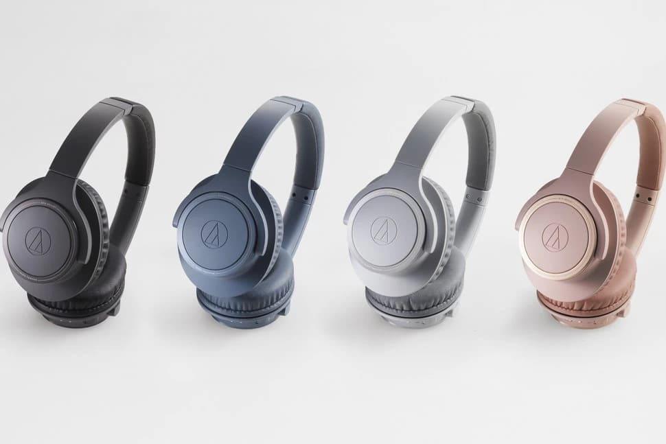 Накладные наушники Audio-Technica ATH-SR30BT