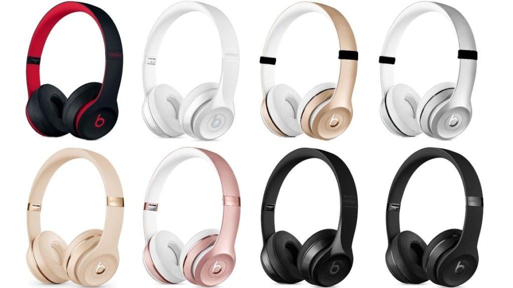 Накладные наушники Beats Solo 3 Wireless