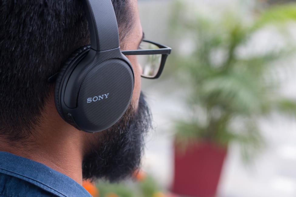 Накладные наушники Sony WH-CH510