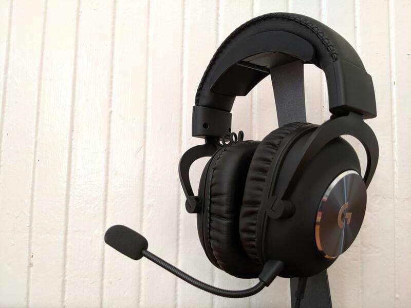 Наушники с хорошим микрофоном Logitech G Pro X