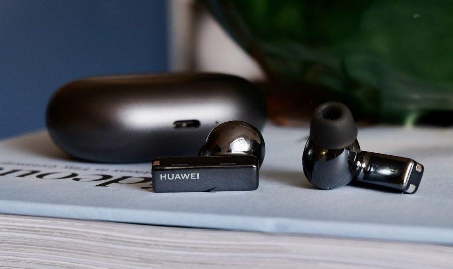 Huawei Freebuds Pro — новые TWS наушники